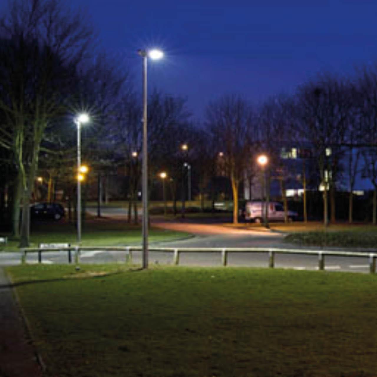 S38 street lighting design