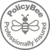 I'm professionally insured through PolicyBee