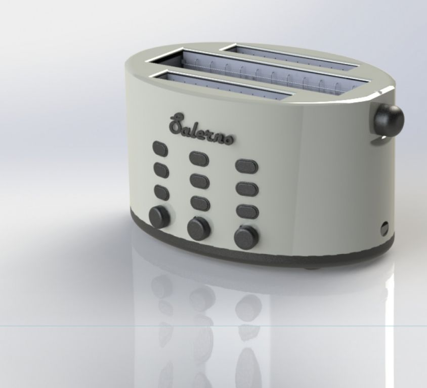 Product Design… Toaster