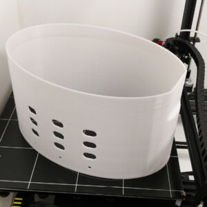 3D printed toaster parts