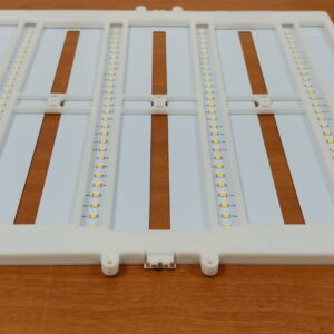 A Luminaire body 3D printed